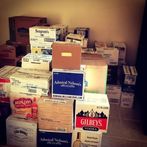 11- boxes to unpack craft room supplies liquor boxes free boxes.jpg